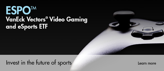 ESPO Video Gaming and eSports ETF - Invest in the future of sports