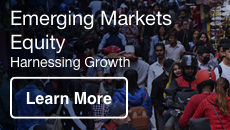 The changing face of Emerging Markets